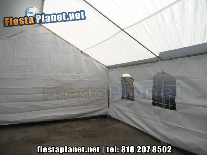 20 x 20 Pole Tent - Celina Party Tents