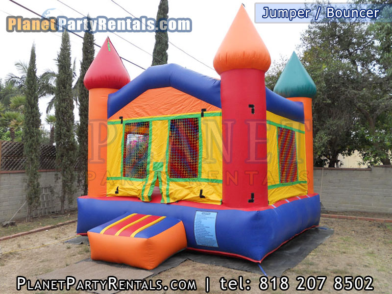 Canopy Tents Patio Heaters Jumpers Bouncers Tables Chairs Chafing Dishes Food | Jumper Bouncers | Warmers Bathrooms Portable Generators DJs Party Rental Equipment Party Rentals Services | Party Rental Equipment for rent in the San Fernando Valley | West Los Angeles | Santa Clarita