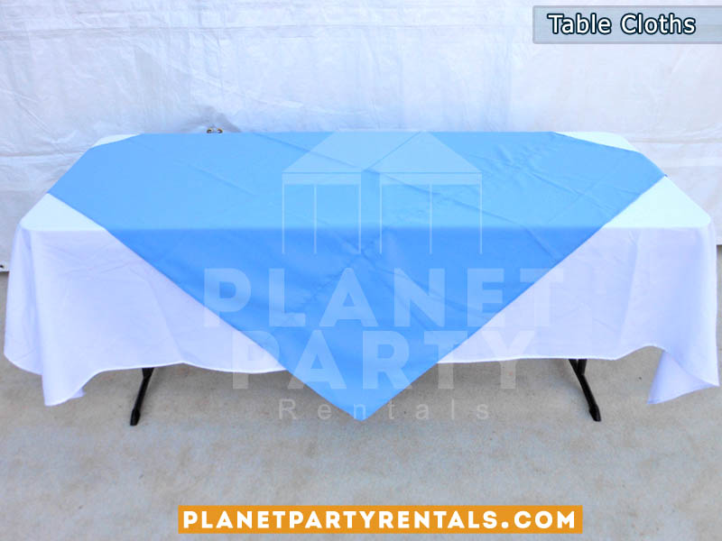 Rectangular Table Cloths Rentals | Linen Rentals | Table Cloths San Fernando Valley