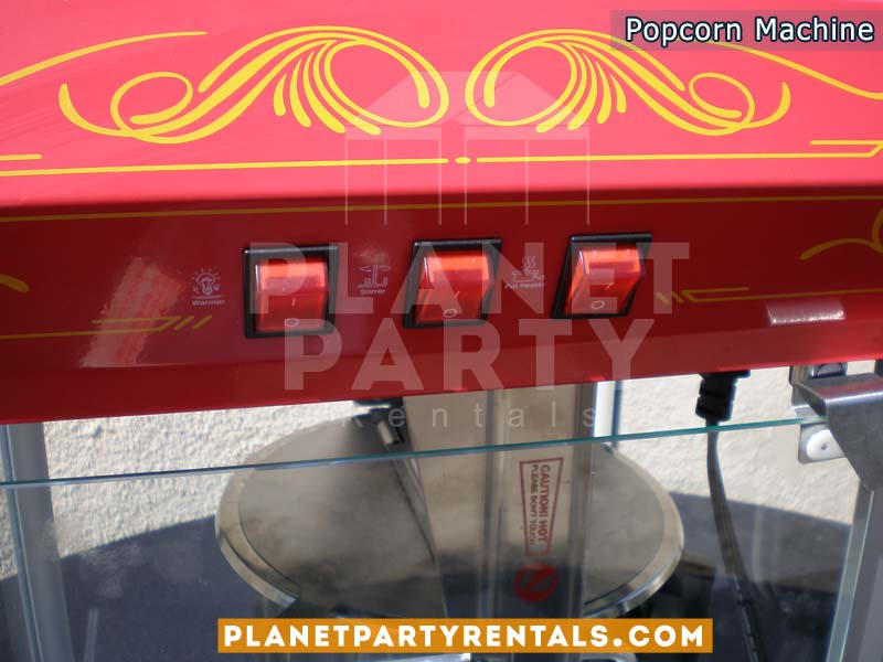 Concession Food Rentals | Popcorn Machines for Rent