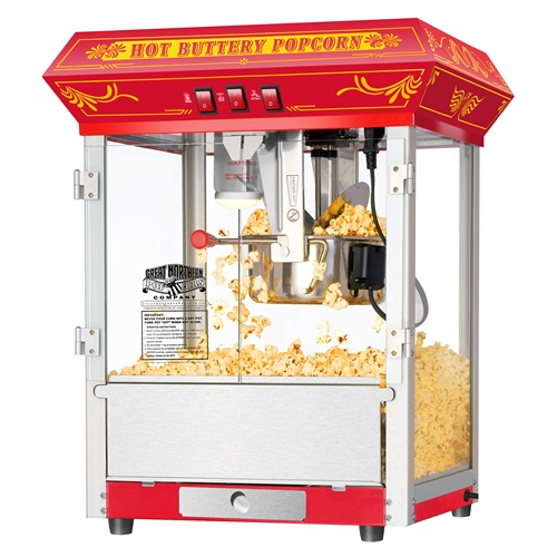 rent pop corn machine